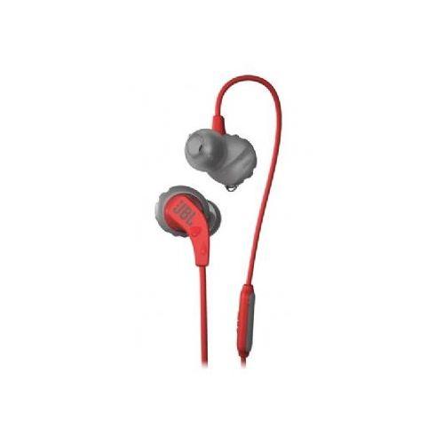 אוזניות JBL Endurance RUN - אדום/שחור