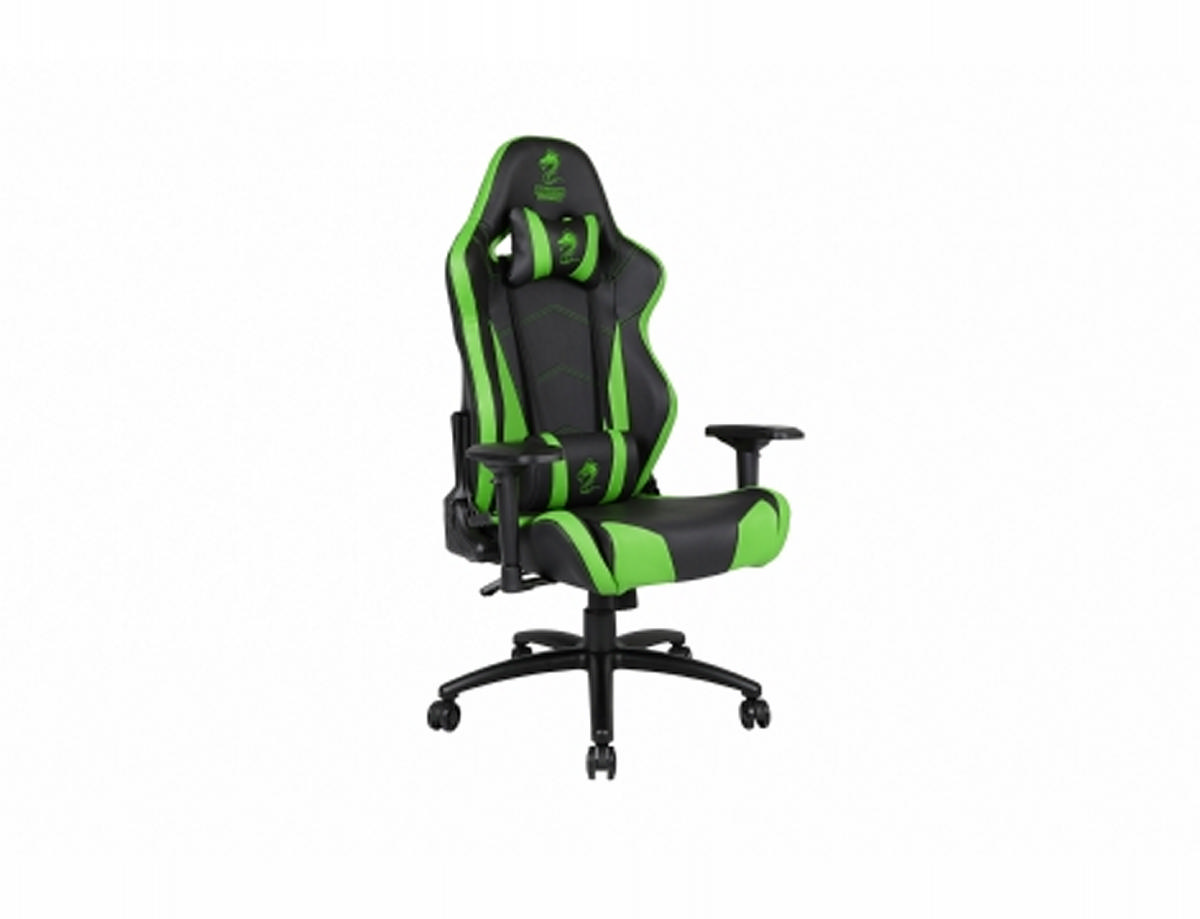 כיסא גיימינג XL מסדרת זאוס DRAGON Gaming Chair Zeus XL צבע ירוק