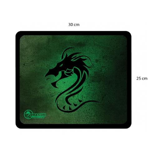 פד עכבר GAMING GPDRA-GMM-G  צבע ירוק