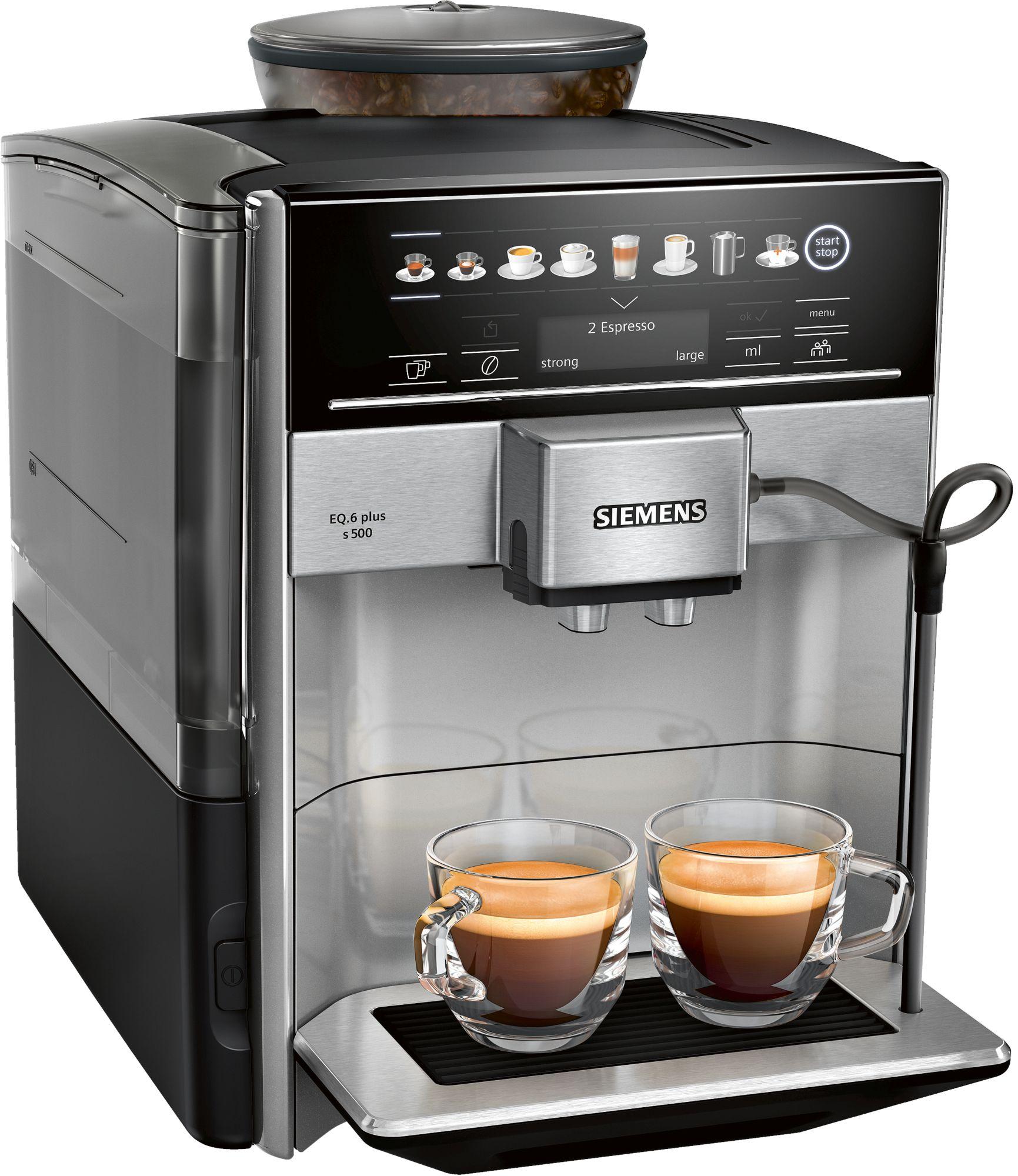 מכונת קפה אוטטמטית SIEMENS TP507R04 EQ.500