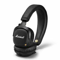 אוזניות שחורות מארשל MID