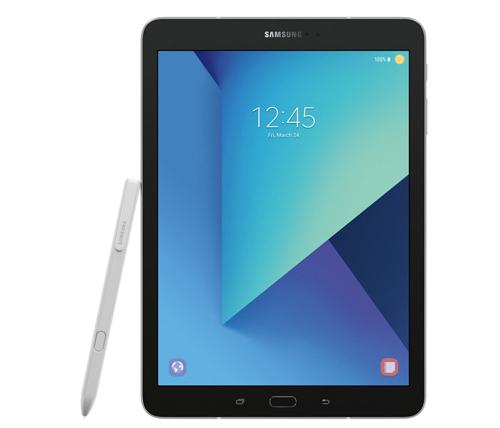 טאבלט Samsung - Galaxy Tab S3 - שחור T820