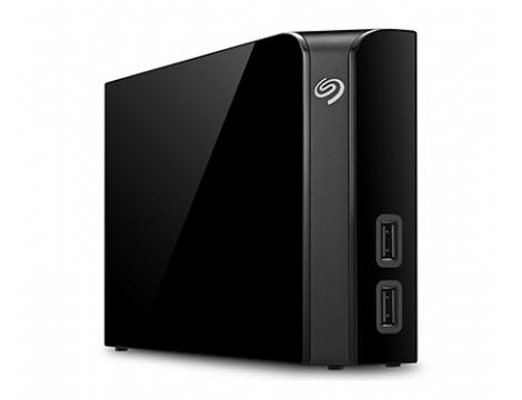 """דיסק קשיח שולחני """"SEAGATE Backup Plus Hub 6TB 3.5 מק""""ט STEL6000200"""