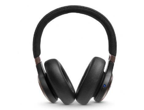 אוזניות  אלחוטיות עם סינון רעשים  JBL LIVE 650BT צבע שחור