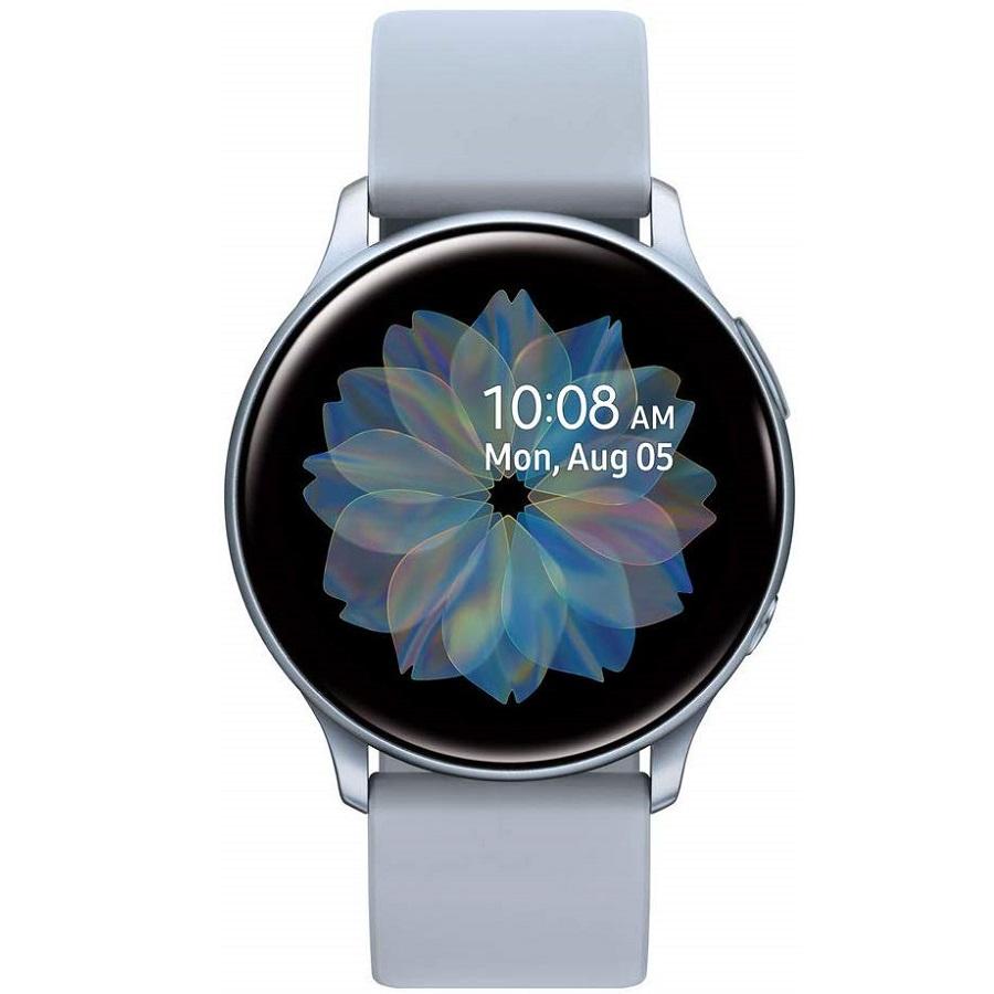 שעון חכם Galaxy Watch Active 2 R820 SAMSUNG SILVER