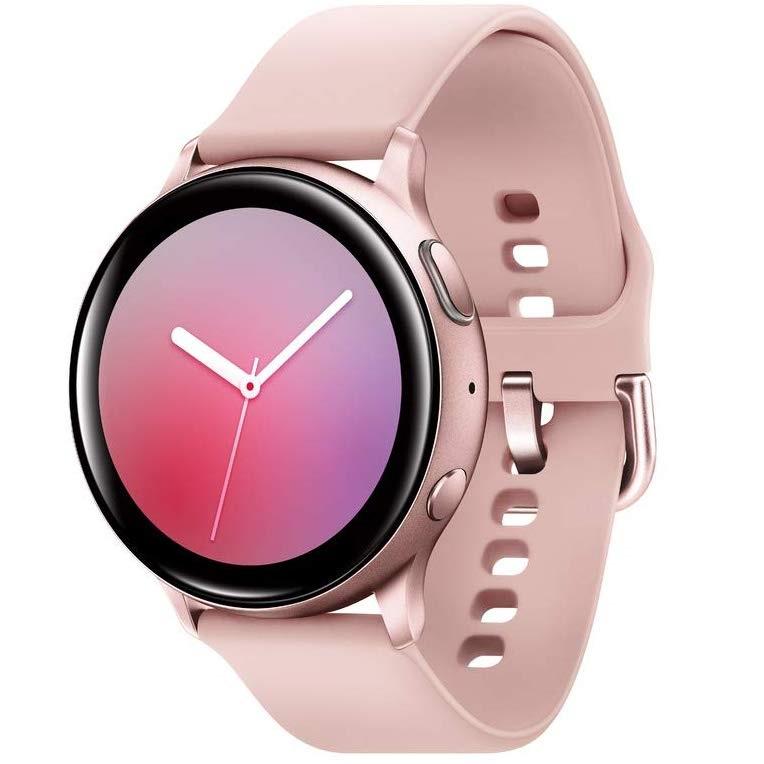 שעון חכם Galaxy Watch Active 2 R-830 PINK GOLD SAMSUNG 40MM