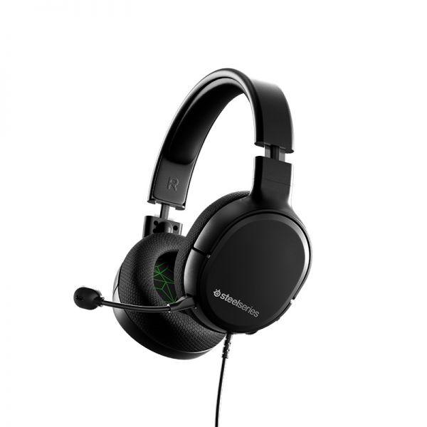 אוזניה גימניג מעוצבת STEELSERIES Arctis 1 for Xbox