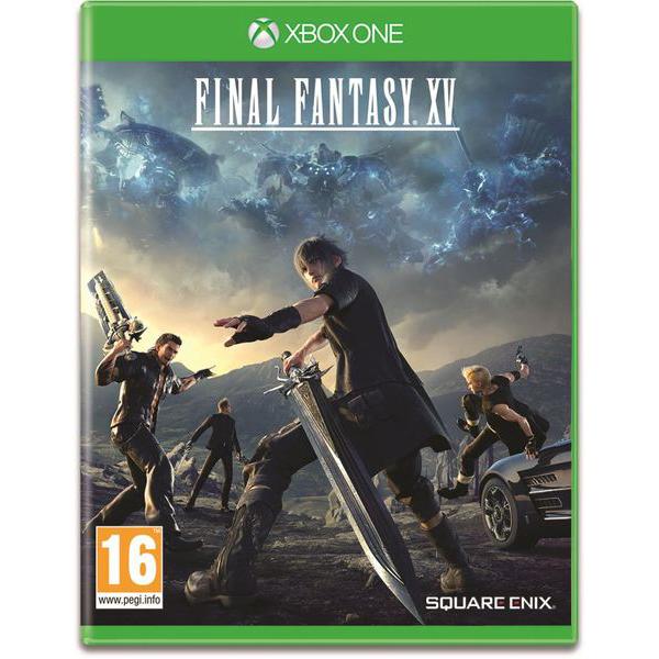 משחק FINAL FANTASY XV D1 EDITION – XBOX ONE