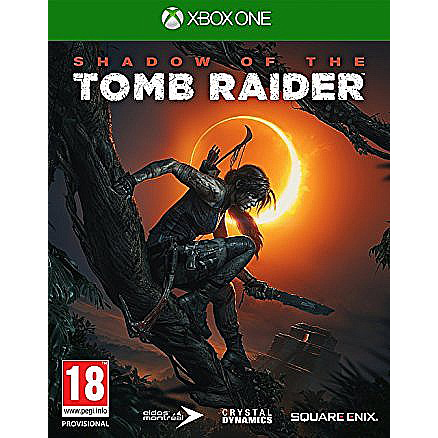 משחק SHADOW OF THE TOMB RAIDER – XBOX ONE