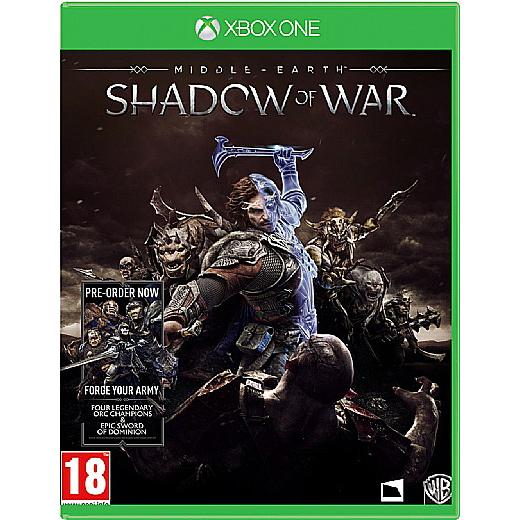 משחק MIDDLE OF EARTH SHADOW OF WAR D1 EDITION – XBOX ONE