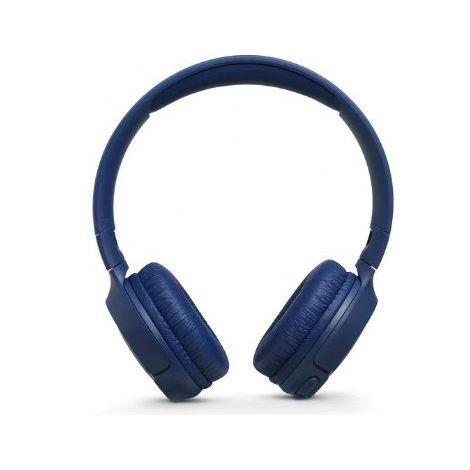 אוזניות JBL TUNE T500 צבע כחול