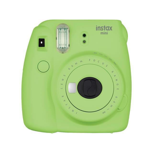 מצלמה FUJI INSTAX 9 צבע ירוק
