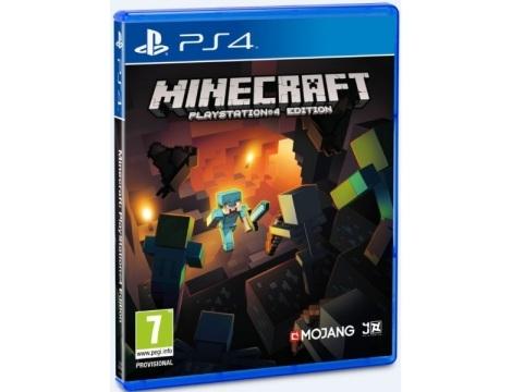 משחק MINECRAFT – PS4