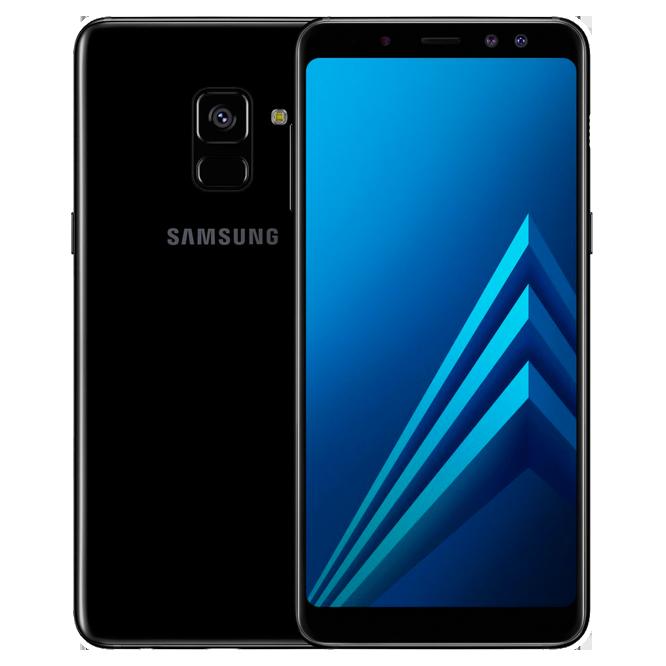 טלפון סלולרי A730  SAMSUNG A8+ Limited Edition צבע שחור