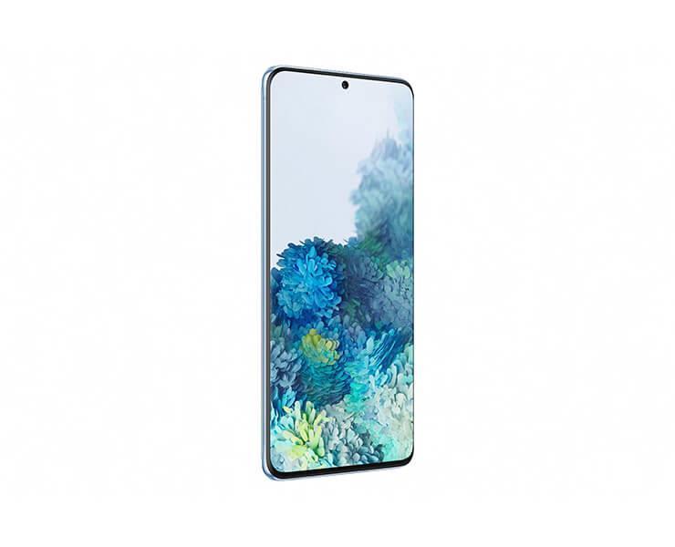 טלפון סלולרי סמסונג גלקסי  + SAMSUNG S20 צבע כחול