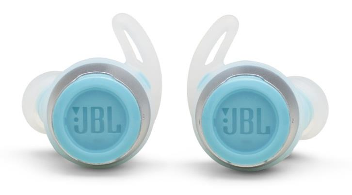 אוזניות  ספורט JBL REFLECT FLOW TRUE WIRELESS בצבע  טורקיז