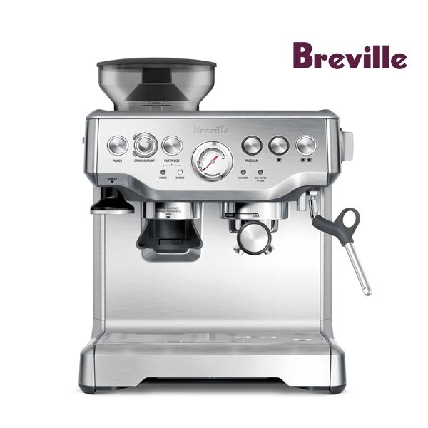 מכונת אספרסו משולבת BREVILLE BES870