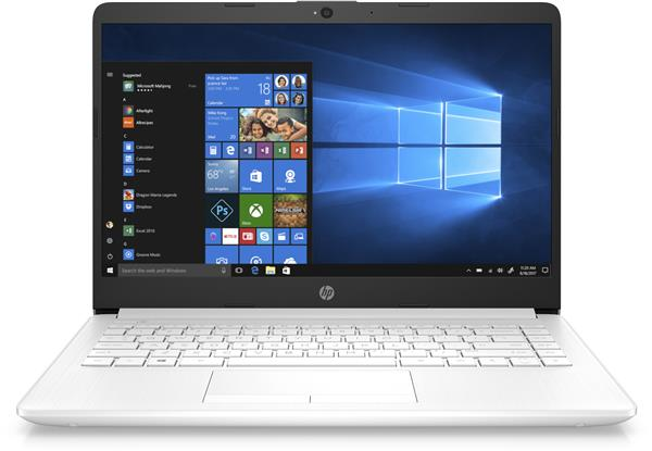 """מחשב נייד """"187K2EA#ABT 3010NJ i5   HP 14 בצבע לבן"""