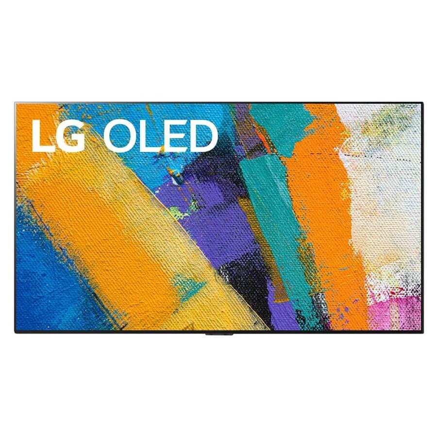 """טלוויזיה """"65 OLED ברזולוציית 4K Ultra HD HDR  ובינה מלאכותית LG דגם: OLED65GX"""