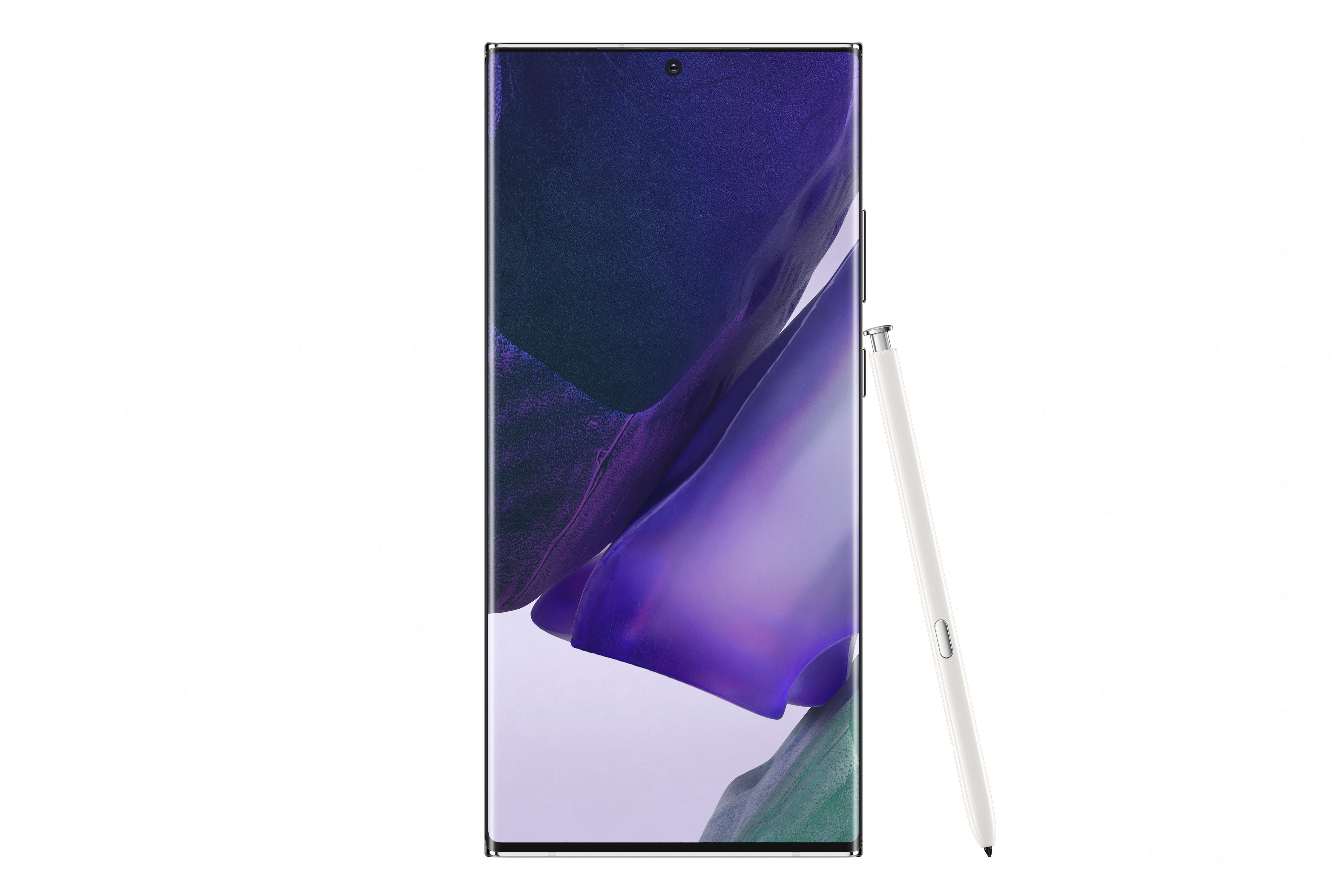 טלפון סלולרי סמסונג גלאקסי  SAMSUNG GALAXY NOTE 20 Ultra צבע WHITE