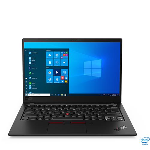 """מחשב נייד עסקי 14"""" לנובו  20U9S0RV00 LENOVO I7 X1 Carbon G8 T צבע שחור"""