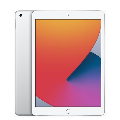 """אייפד 2020 בגודל 10.2""""  8th gen iPad 2020 Wi-Fi  128GB  בצבע Silver"""