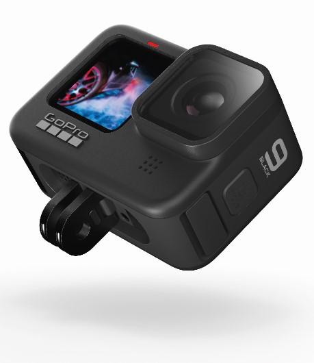מצלמת אקסטרים GoPro Hero 9 Black