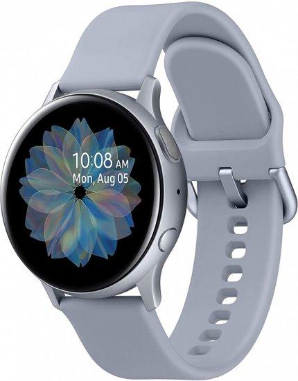שעון חכם סמסונג SAMSUNG R825-Watch Active2 44mm  LTE בצבע SILVER