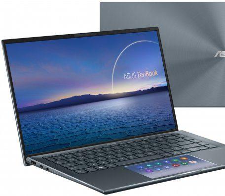 "מחשב נייד ""14 ללא מסך מגע Asus Zenbook 14 UX435EA-A5009T – צבע אפור"