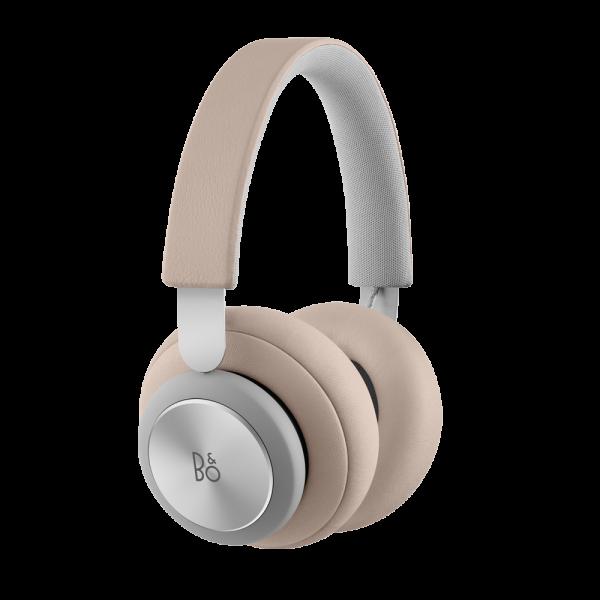 אוזניות Over the ear Beoplay H4 2nd Gen  B&O בצבע Limestone