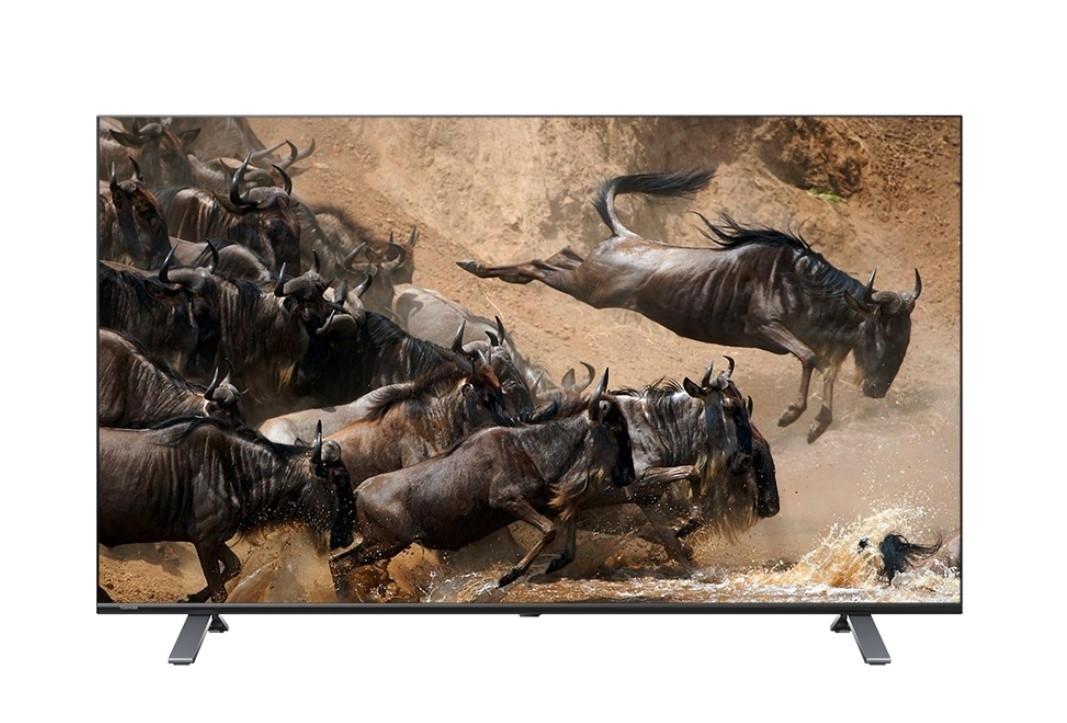 """טלוויזיה חכמה בגודל 55"""" עם חיבור בלוטוס  TOSHIBA 55U5069EE 4K BT"""