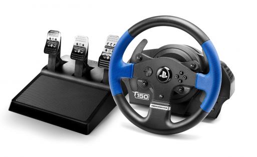 הגה מרוצים  Thrustmaster T150 Pro Force Feedback ל-PC ו- PS4