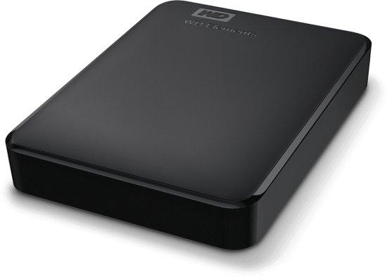 כונן חיצוני קשיח בנפח WD ELEMENTS PORTABLE USB 3  3T