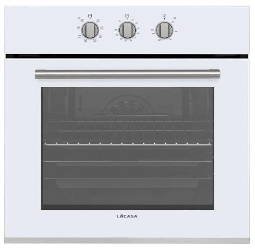 תנור בנוי בגוון לבן דגם LA CAZA LCV610GW