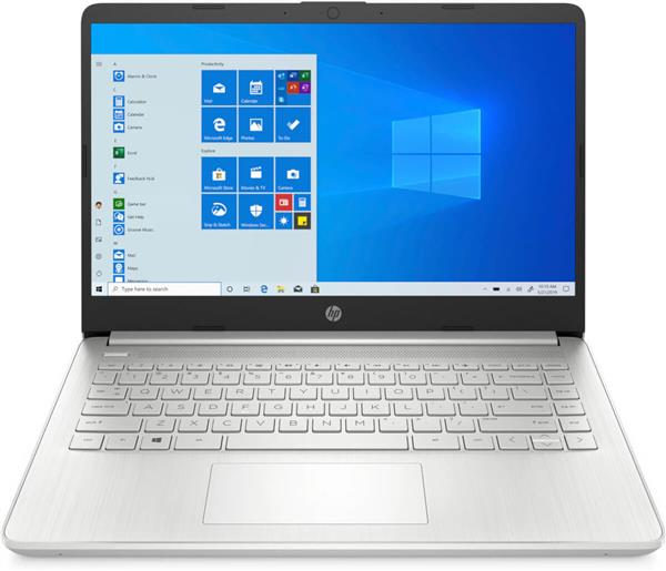 """מחשב נייד 15.6"""" 308A4EA HP 15-fq2002nj i3 1YW"""
