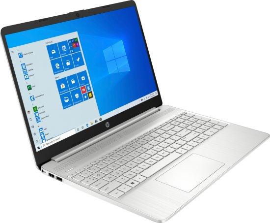 מחשב נייד דגם HP Laptop15s-fq2004nj/i3 308A5EA בצבע כסוף