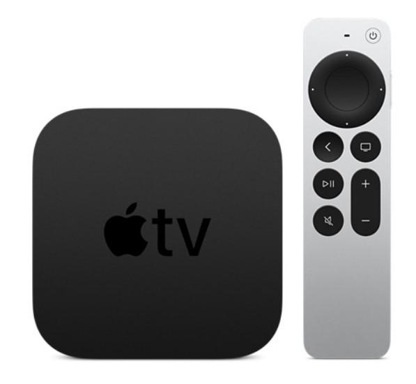אפל טיוי הדור החדש 2021 בנפח  Apple TV 4K 32GB