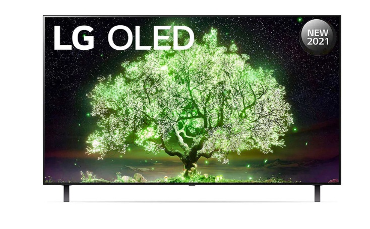 "טלוויזיה חכמה  LG-TV OLED55A1PVA  55"" 4K  50Hz"