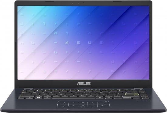 """מחשב נייד 14""""  ASUS 14 E410MA-EK467TS כולל אופיס לשנה 365 בצבע שחור"""
