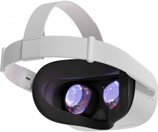 משקפי מציאות מדומה OCULUS QUEST 2 128G